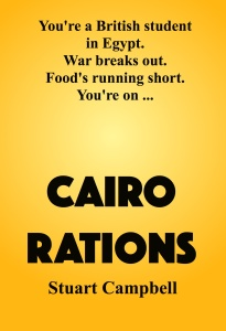 cairo rations  yellow cover